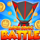 🏃Super Sonic-Battle - Runner 1.07