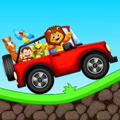 Animals Racing Hill Climb Farm 2.0