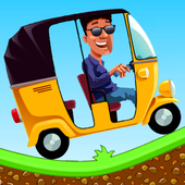 AutoRickshaw Hill Climb Racing 2.0