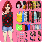 Dress Up Princess Girl Fashion 1.0
