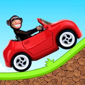 Monkey Racing Jungle Bananas 2.0