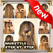 Hairstyle step by step 1.1