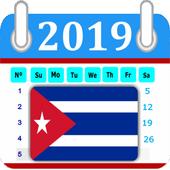 Cuba 2018 Calendar-Holiday 1.0.0