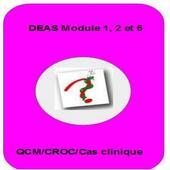 Qroc et QCM du DEAS module 1,2 et 6 6.0.0