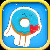 Donuts Emoji 1.1