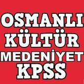 Osmanlı Kültürü KPSS 1.9.7