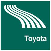Toyota Map offline 1.76