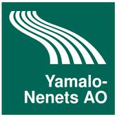 Yamalo-Nenets AO Map offline 1.76