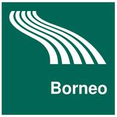 Borneo Map offline 1.81
