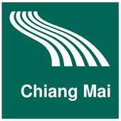 Chiang Mai Map offline 1.84