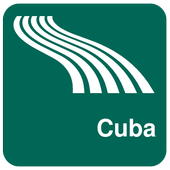 Cuba Map offline 1.84