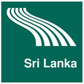 Sri Lanka Map offline 1.84