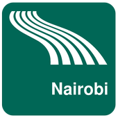 Nairobi Map offline 1.84