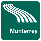 Monterrey Map offline 1.84