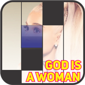 Ariana Grande - God is a Woman - Piano Magic Tiles 1.0