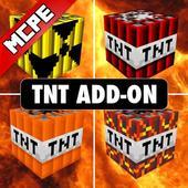 TNT Addon for MCPE 1.0