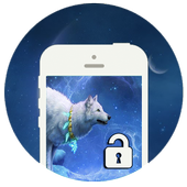 Awesome Wolf Screen Lock 1.1