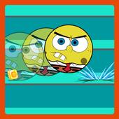 Jump Sponge - Super Angry Sponge 2.0