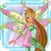 robe flora winx of bloomix 1.3