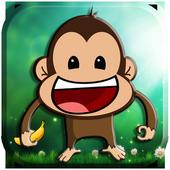 Monkey Jump Monkey Run Jungle 2.0