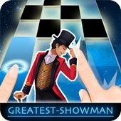 The Greatest Showman Piano Tiles 2 4.1