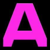 Fonts for FlipFont 203 2.1