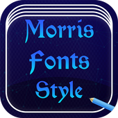 Morris Fonts Style Free 1.0