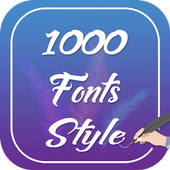 1000 Font Style 2.0