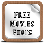 Free Movies Fonts 0.2