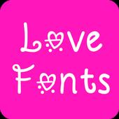 Free Love Fonts 2.0