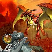 Monster Dragon Attack: Sniper Shooting 3D Game 1.0