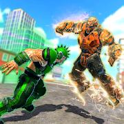 Monster Street Fighting Wrestling: Fight Game Club 1
