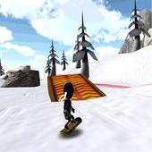 Snow Mountain Surfers - Ski Challenge