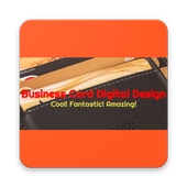 Business Card Digital Design