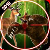 Hunting jungle Animals 2017 1.0