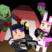 Pixel Zombie Gun 3D - Online FPS 444.0