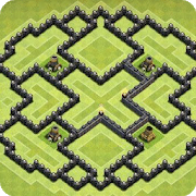 Maps of Clash of Clans 2018 1.0