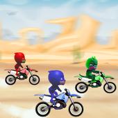 Pj Moto Masks Racers 1.0