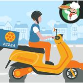 Moto Pizza Delivery Rider 1.3
