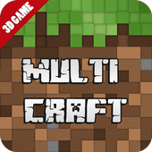 Multicraft: Free Miner Story 3D Game 1.2