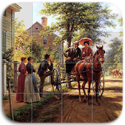 19th Century Paintings Puzzle 1.14