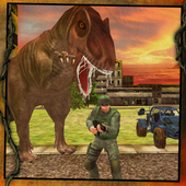 Army Jurassic Dinosaur Hunt 6.0