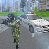 Crime Fighters vs Mercenaries 6.0