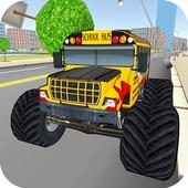 Police vs Mafia Monster Trucks 1.2