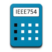 Binary Hex Dec IEEE754 Floating point Converter 7 APK