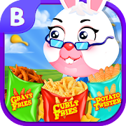 Potato Chips cooking game - Delicious food factory 1.20.0