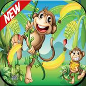 monkey running banana 1.0