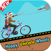 Happy Unicycle Wheels 1.0.0