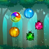 Bubble Shooter - Jungle 1