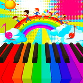 Rainbow Kids Piano 1.10.1